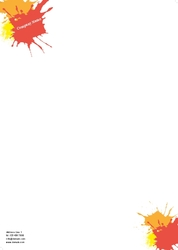 children-school-letterhead-